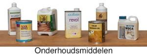 Onderhoudsmiddelen worden meegeleverd en zijn makkelijk na te bestellen